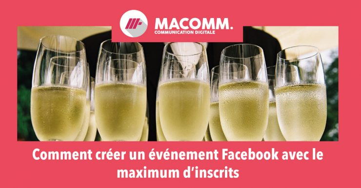 creer un evenement Facebook reussi