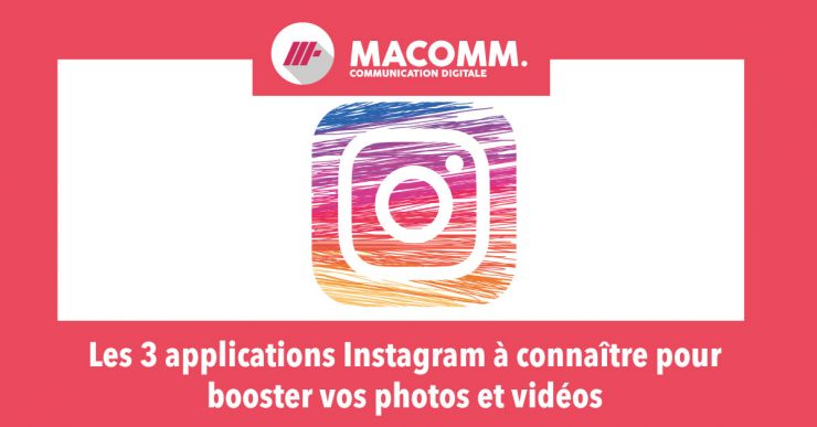 3 applications Instagram à connaître
