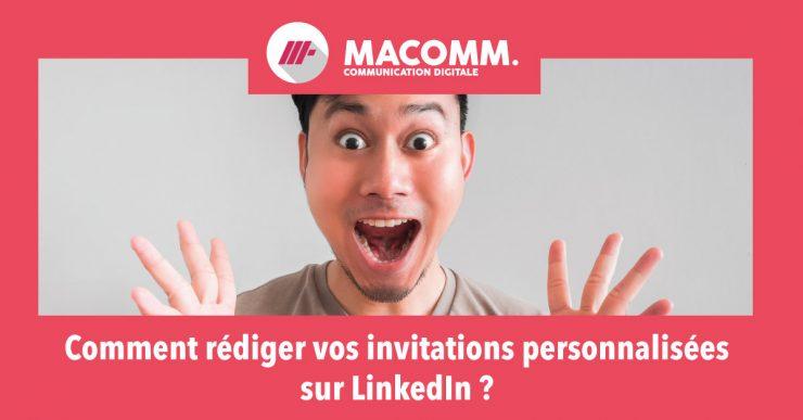 Invitation LinkedIn