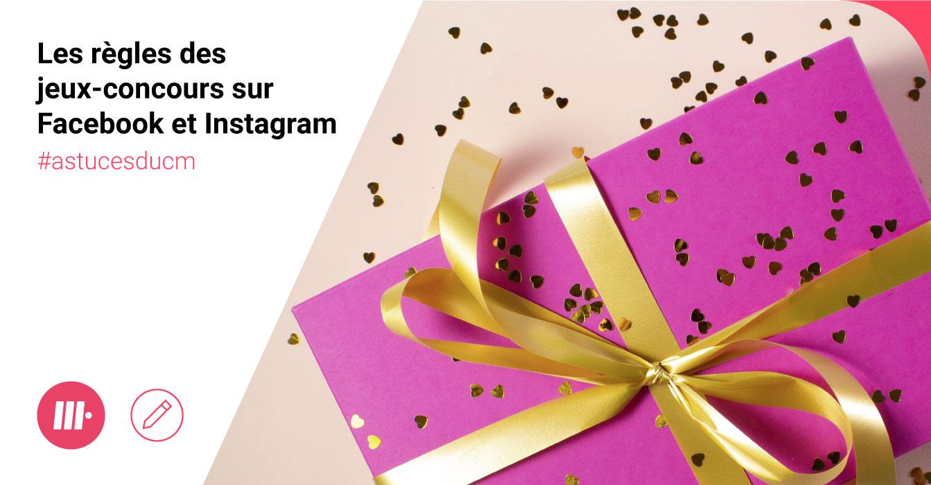 Les Regles Des Jeux Concours Sur Facebook Et Instagram Macomm Digitale